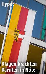 Fahne von Kärnten