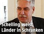 Finanzminister Hans Jörg Schelling