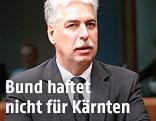 Finanzminister Schelling