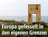 """""""Door of Europe""""-Denkmal auf Lampedusa"""