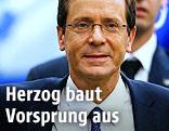 Chef der Arbeitspartei, Jizchak Herzog