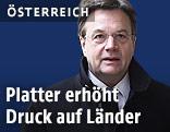 Tirols Landeshauptmann Günter Platter