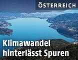 Ausblick Aussicht Klagenfurt Panorama Tourismus Wörther See Wörthersee