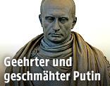 Büste von Wladimir Putin
