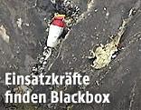Wrackteile des Germanwings-Airbus