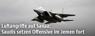 F-15 der Royal Saudi Air Force