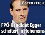 FPÖ-Kandidat Dieter Egger