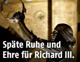Statue von Richard III.