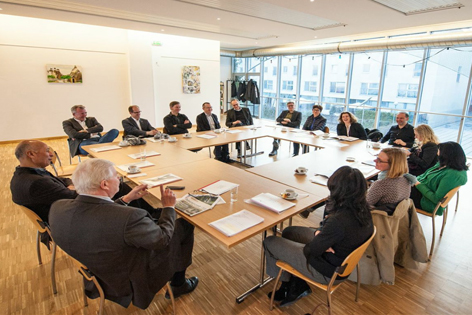 Berlin besucht Wiener sozialen Wohnbau