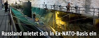 NATO-Marinestützpunkt Olavsvern