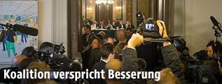 Koalition verspricht Besserung - news.ORF.at