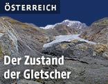 Gletscherzunge des Gepatsch Ferners