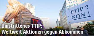 Anti-TTIP-Demonstration