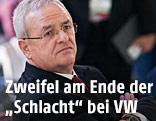 VW-Konzernchef Martin Winterkorn