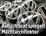 VW-Embleme