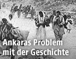 Deportation der armenischen Bevölkerung