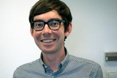 Erik Born, Germanist an der UC Berkeley