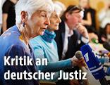 Pressekonferenz des Internationalen Auschwitz Komitees