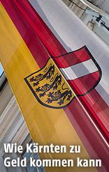 Kärnten-Fahne