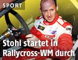 Rallyefahrer Manfred Stohl