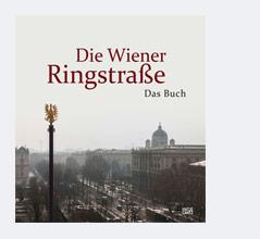 """Buchcover """"Die Wiener Ringstraße"""""""