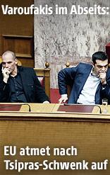 Varoufakis, Tsipras