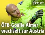 ÖFB-Goalie Robert Almer