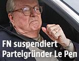 FN-Parteigründer Le Pen