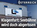 Seebühne in Klagenfurt