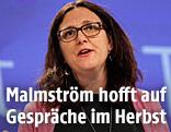 EU-Außenhandelskommissarin Cecilia Malmström