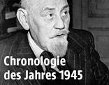 Karl Renner, 1945