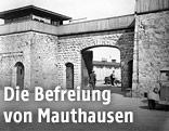 Tor des KZs Mauthausen