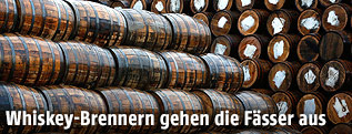 Whiskey-Fässer