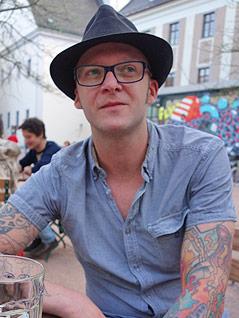 Filmemacher Philip Huemer