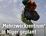 Flüchtlinge im Niger