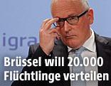 EU-Kommissionsvizepräsident Frans Timmermans