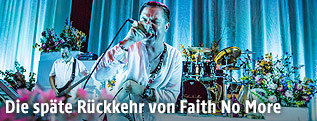 """Faith No More""-Sänger Mike Patton"