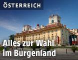 Schloss Esterhazy in Eisenstadt