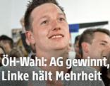 AG-Spitzenkandidat Jens Eipper
