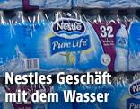 Nestle-Pure-Life-Wasserflaschen