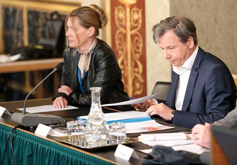 Eindrücke vom Hypo Untersuchungsausschuss