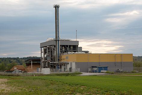 Biomasseheizkraftwerk Oberwart