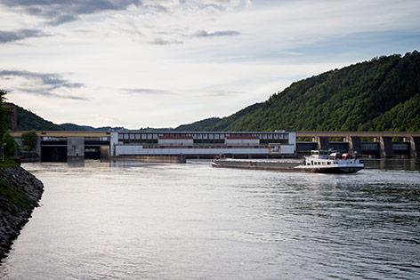 Donaukraftwerk Aschach