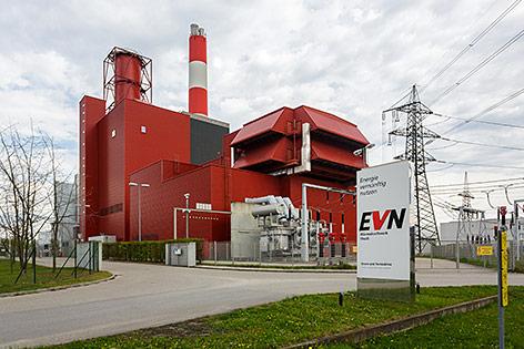Wärmekraftwerk Theiss