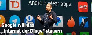 Keynote von Google