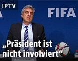FIFA-Kommunikationschef, Walter De Gregorio