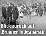 Sudetendeutsche werden vertrieben