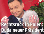 Polens neuer Präsident, Andrzej Duda