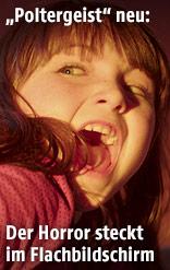 """Kennedi Clements im Film """"Poltergeist"""""""