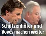 Franz Voves (SPÖ) und Hermnann Schützenhöfer (ÖVP)
